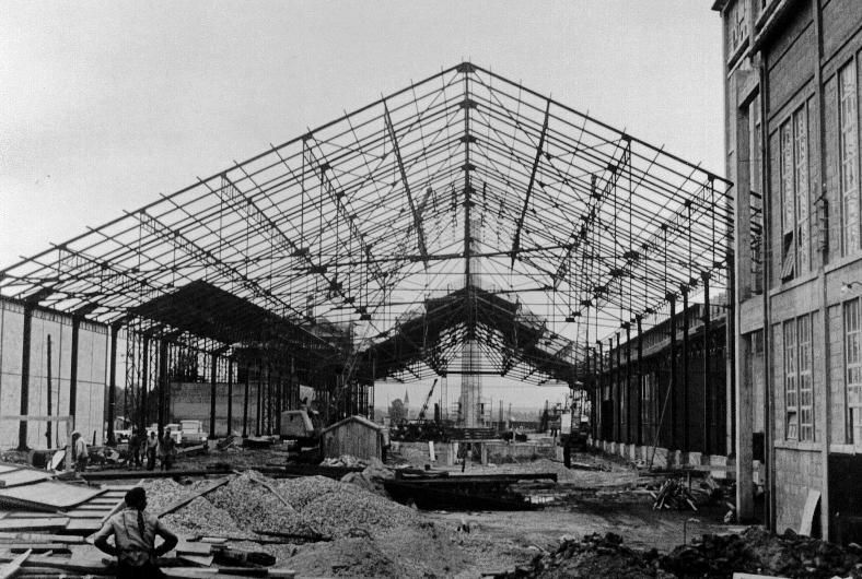 Album - Chantereine, le Jusant , sa construction