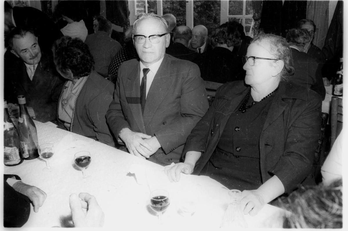 Album - Chantereine, le repas des retraités à Mézieres
