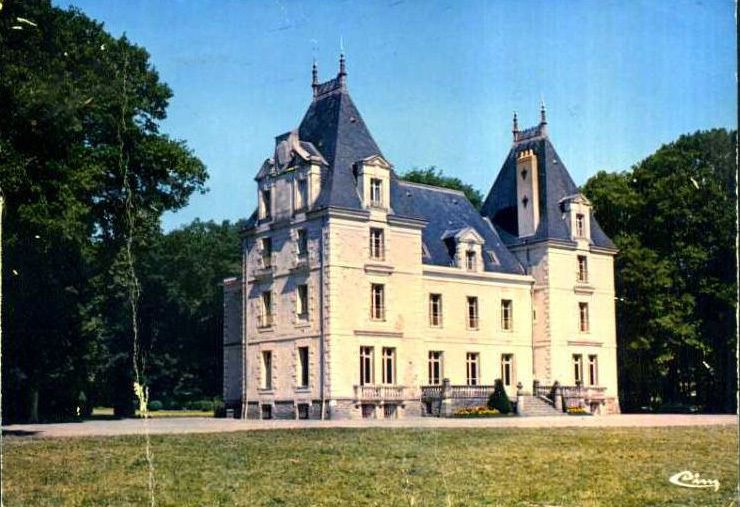 Album - Chantereine, les colonies de vacances de Saint-Gobain (01)