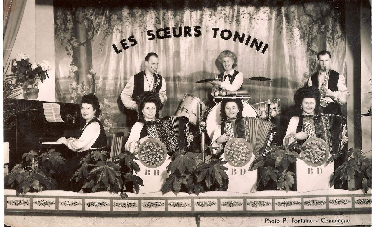 Album - Chantereine, le dancing Tonini
