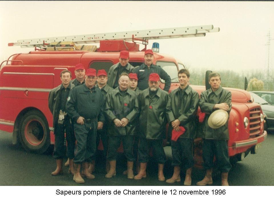 Album - Chantereine, les Pompiers