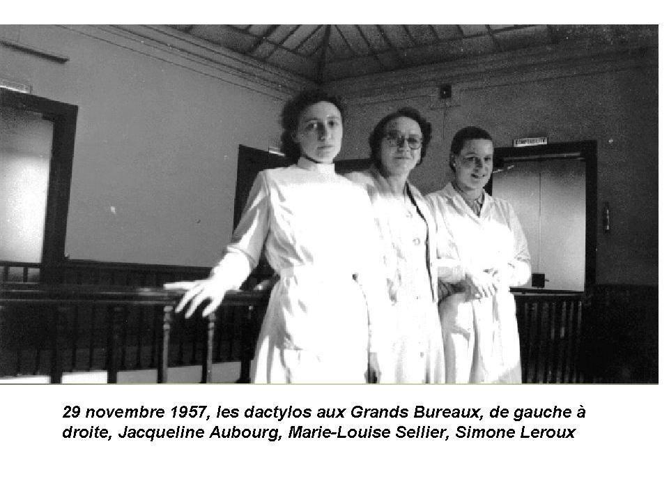 Album - Chantereine, l'Administration (03)
