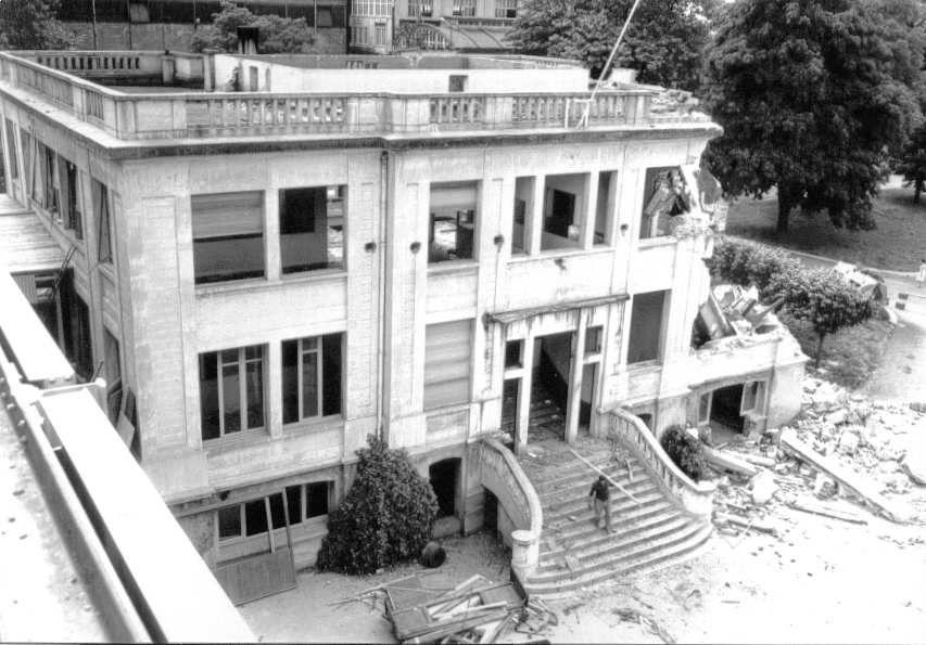 Album - Chantereine, les grands bureaux