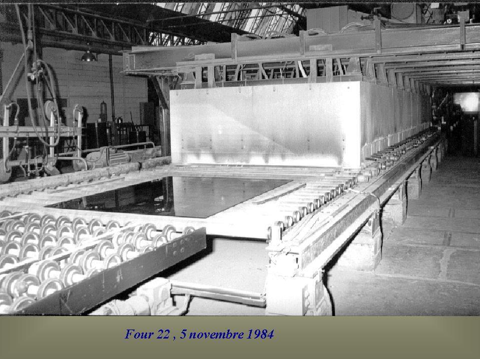 Album - Chantereine, l'atelier Installation, ses fours de trempe