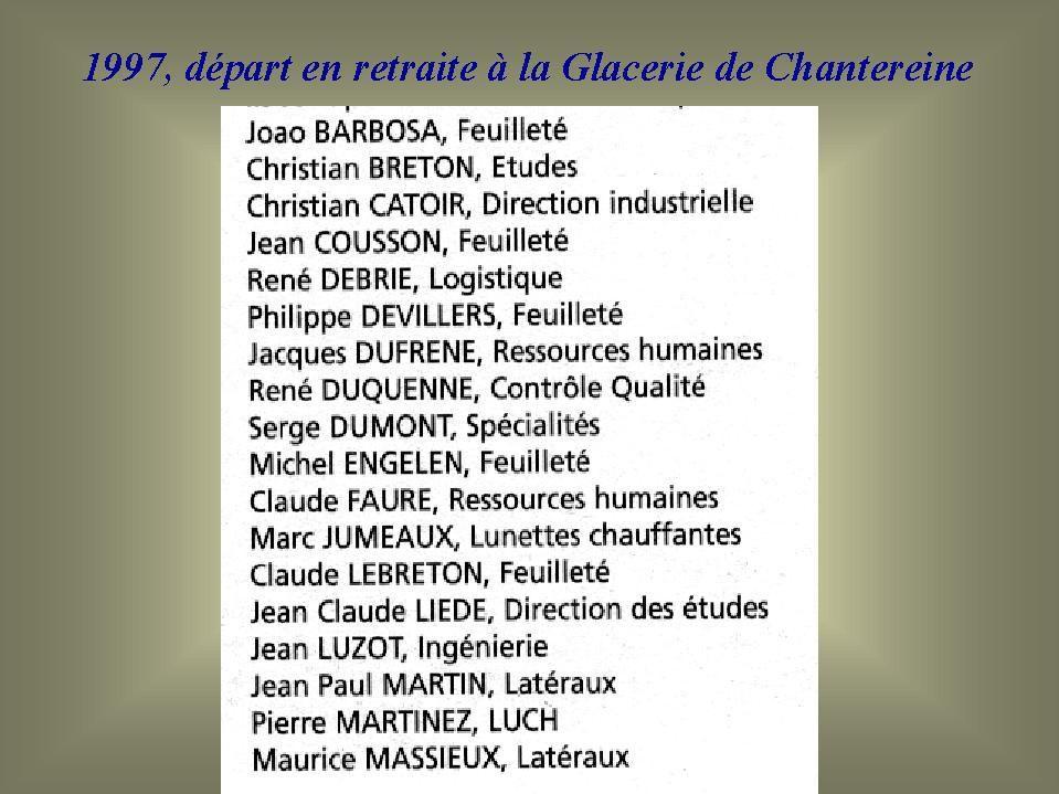 Album - Chantereine, les départs en retraite (05)