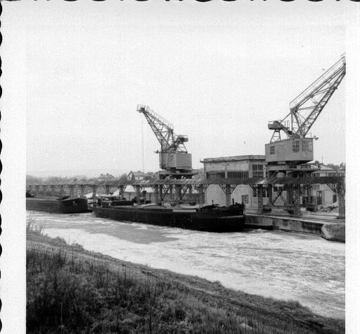 Album - Chantereine, les transports par bateaux