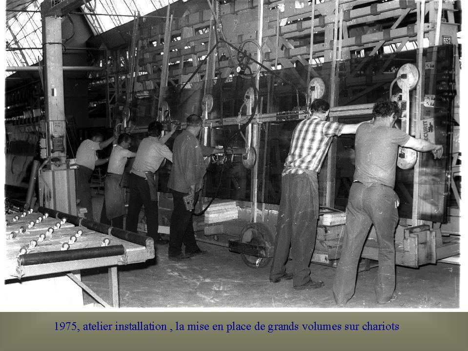 Album - Chantereine, l'atelier Installation