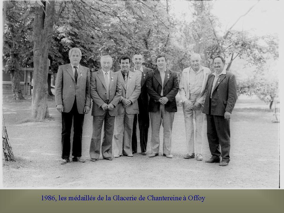 Album - Chantereine, les médaillés (07)