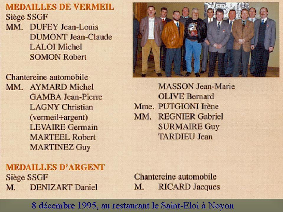 Album - Chantereine, les médaillés (03)
