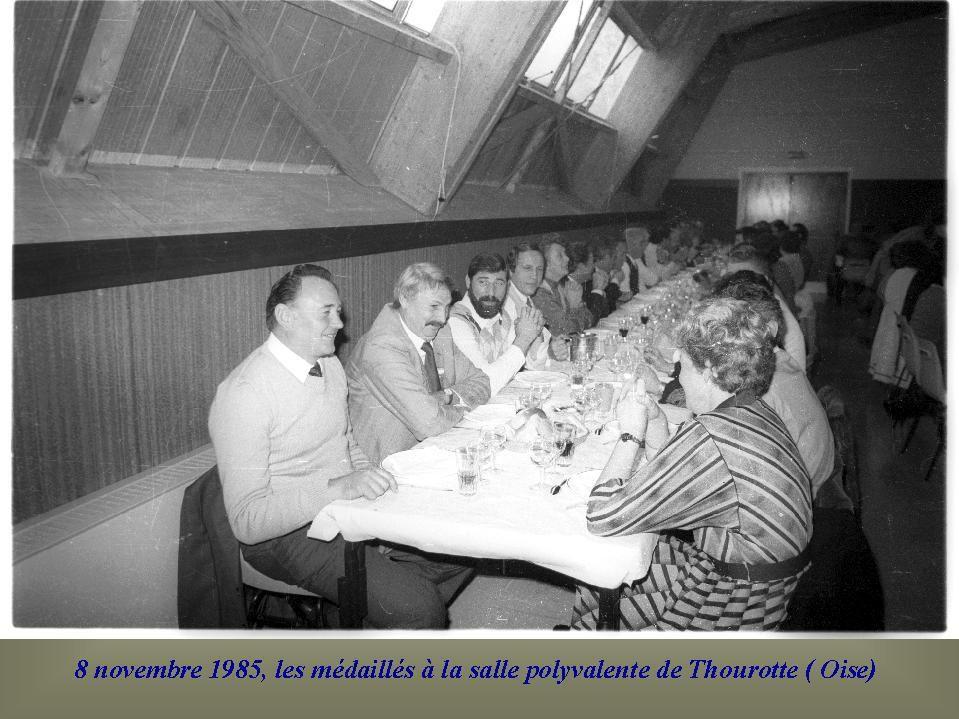 Album - Chantereine, les médaillés (04)