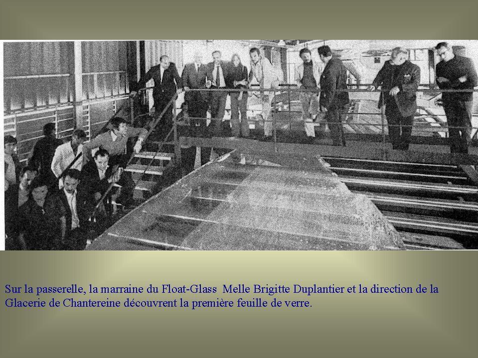 Album - Chantereine, le float-Glass, ses portes ouvertes