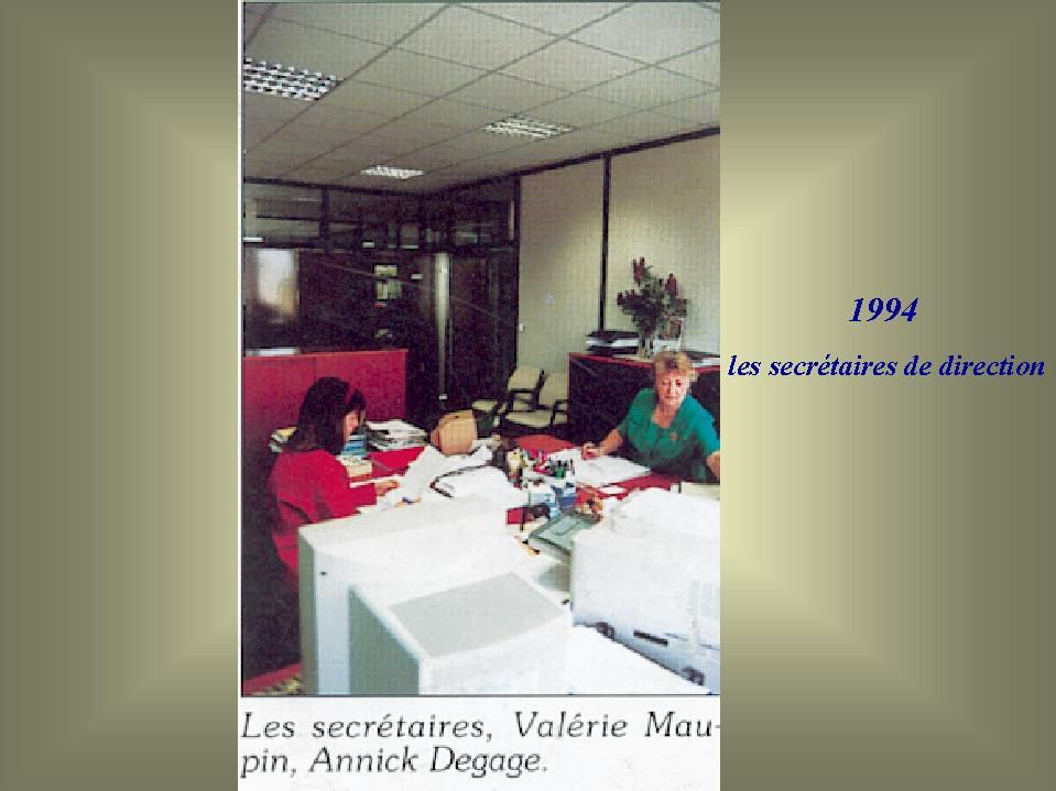 Valérie Maupin, Annick Degage