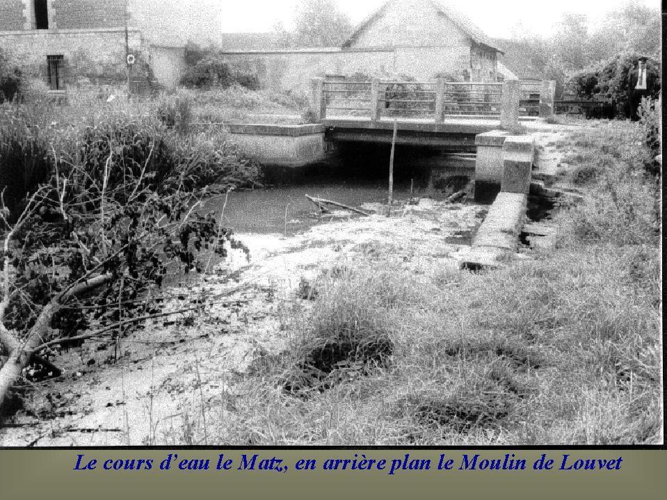 1, le Moulin de Louvet