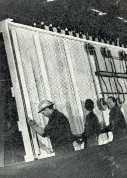 Album - Chantereine, la maison de la Radio à Paris, pose de vitres