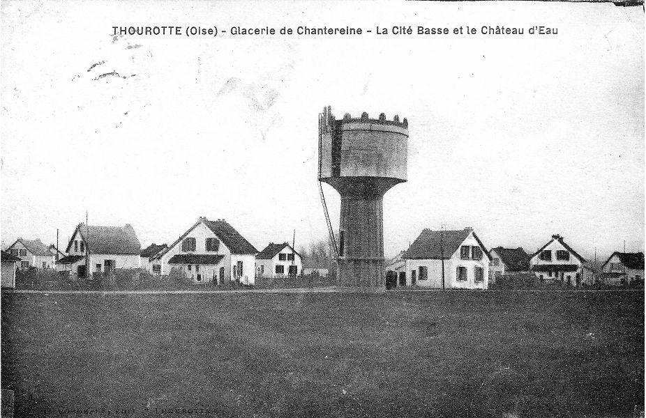 Album - Chantereine, les châteaux  d'eau de la Glacerie
