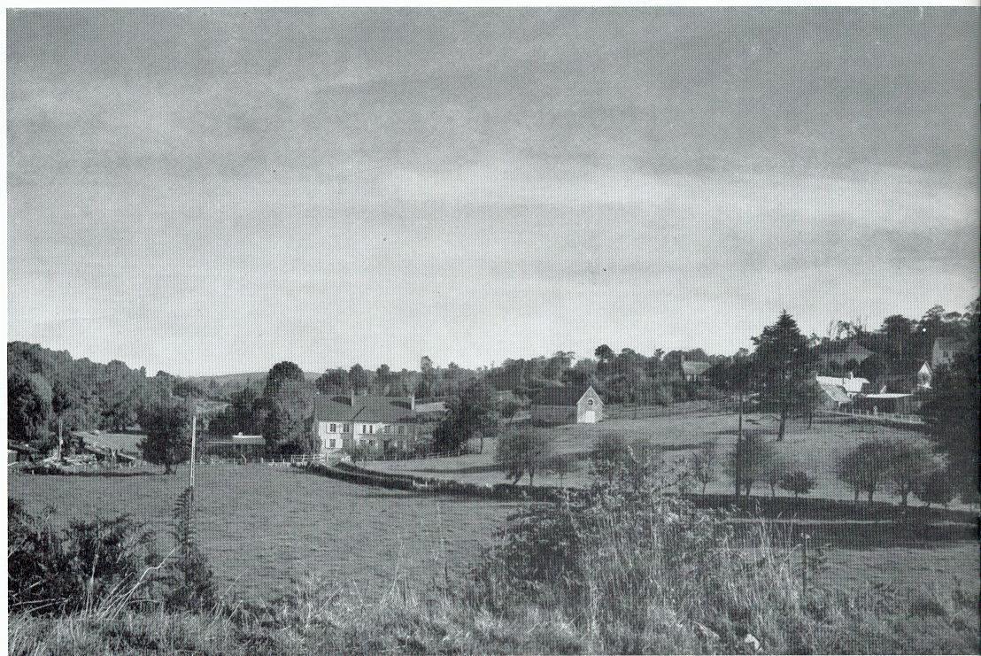 Album - La Glacerie de Tourlaville (Manche), le village de la Glacerie