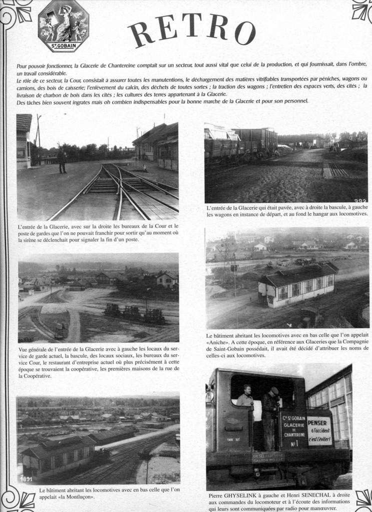 Album - Chantereine, la revue Regards-Rétro de 1999