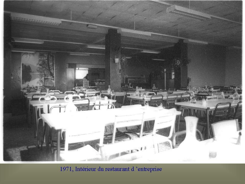 Album - Chantereine, le restaurant d'entreprise