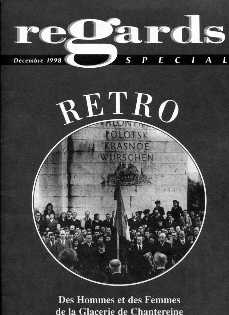 Album - Chantereine, la revue Regards-Rétro de 1998
