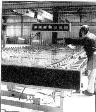 Album - groupe Saint-Gobain, les usines de Trélazé, Beaucaire, les Aulnes