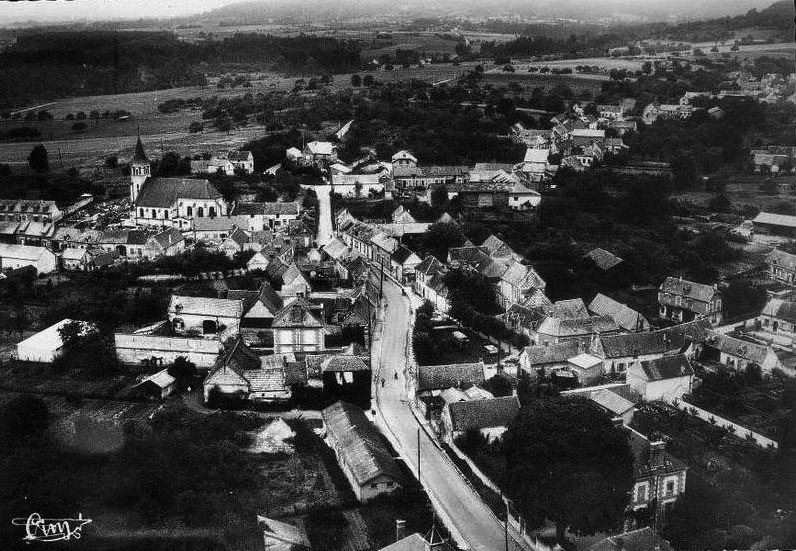 Album - le village de Chevincourt (Oise), son Histoire