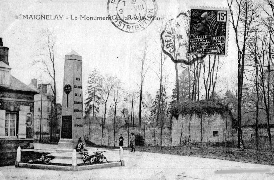 Album - La ville de Maignelay (Oise)