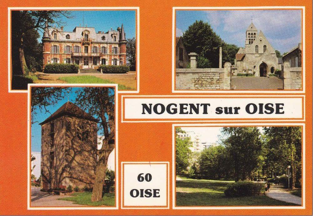 Album - La ville de Nogent-sur-Oise (Oise), le bouquet provincial