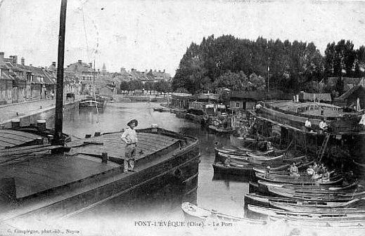 Album le village de pont l 39 ev que oise le canal le - Centre medical port saint louis du rhone ...