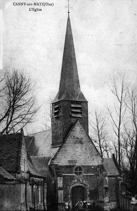 Album - le village de Canny-sur-Matz (Oise)