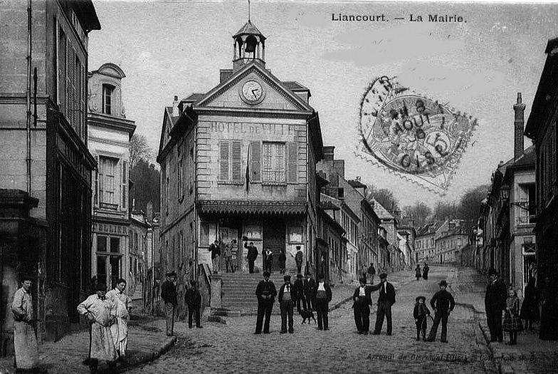 Album - la ville de Liancourt (Oise)