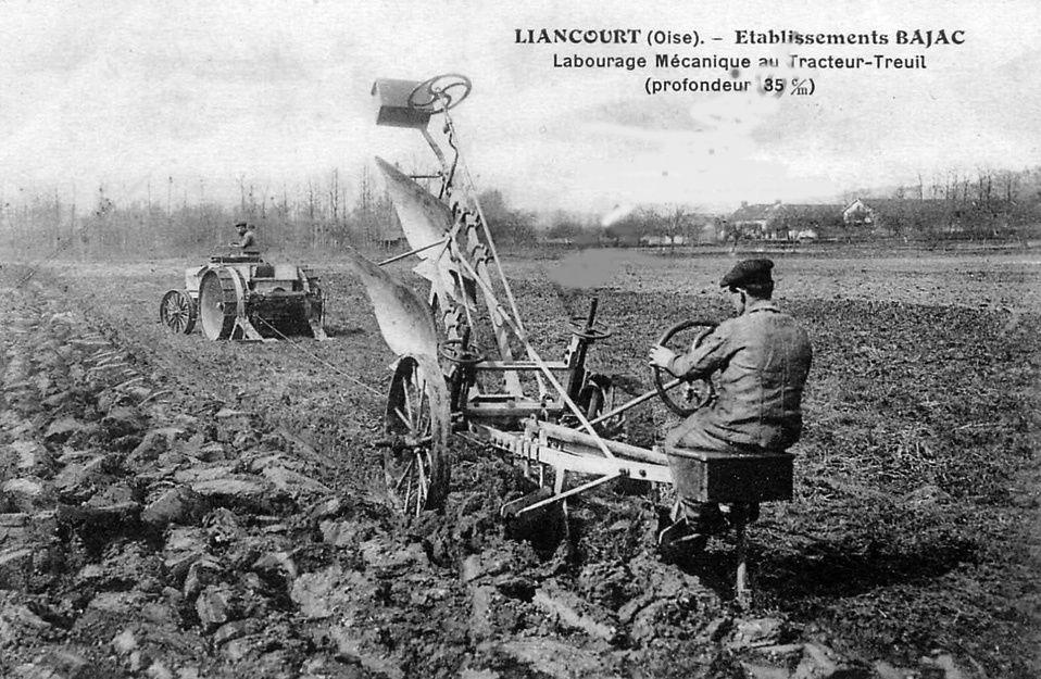 Album - la ville de Rantigny (Oise) les établissements et les usines