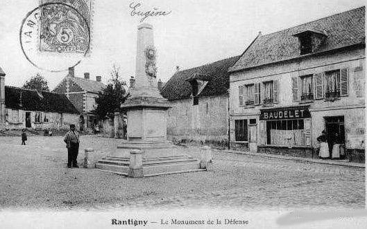 Album - La ville de Rantigny (Oise)