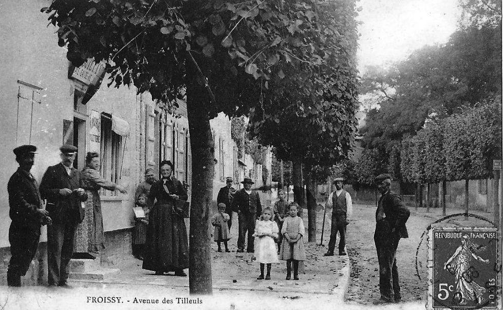 Album - la ville de Froissy (Oise)