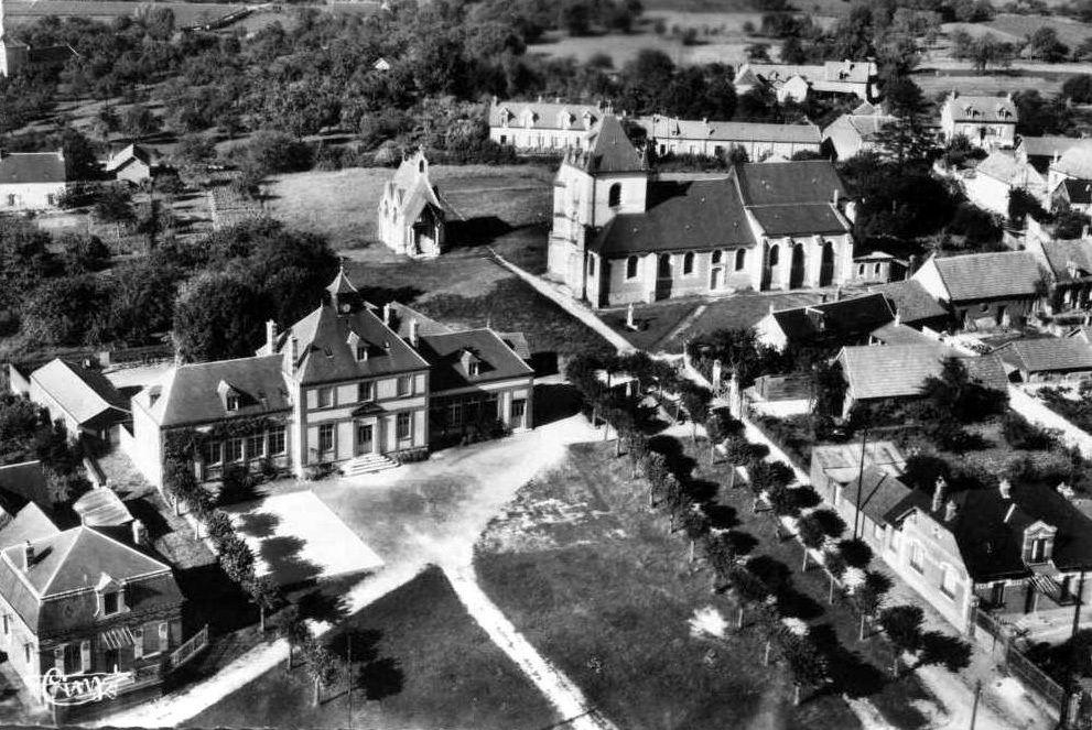 Album - le village de Salency (Oise)