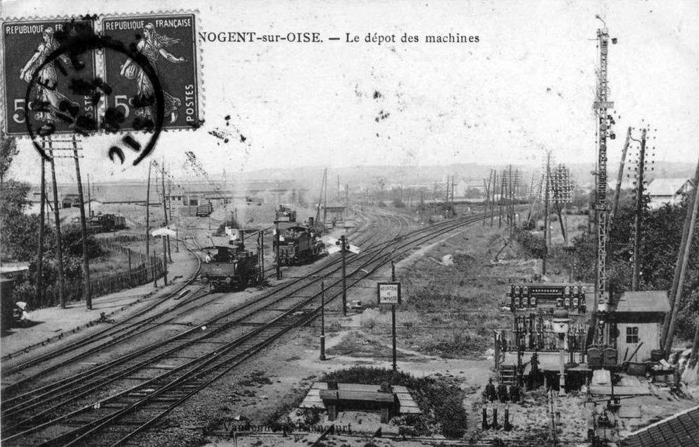 Album - La ville de Nogent-sur-Oise (Oise)
