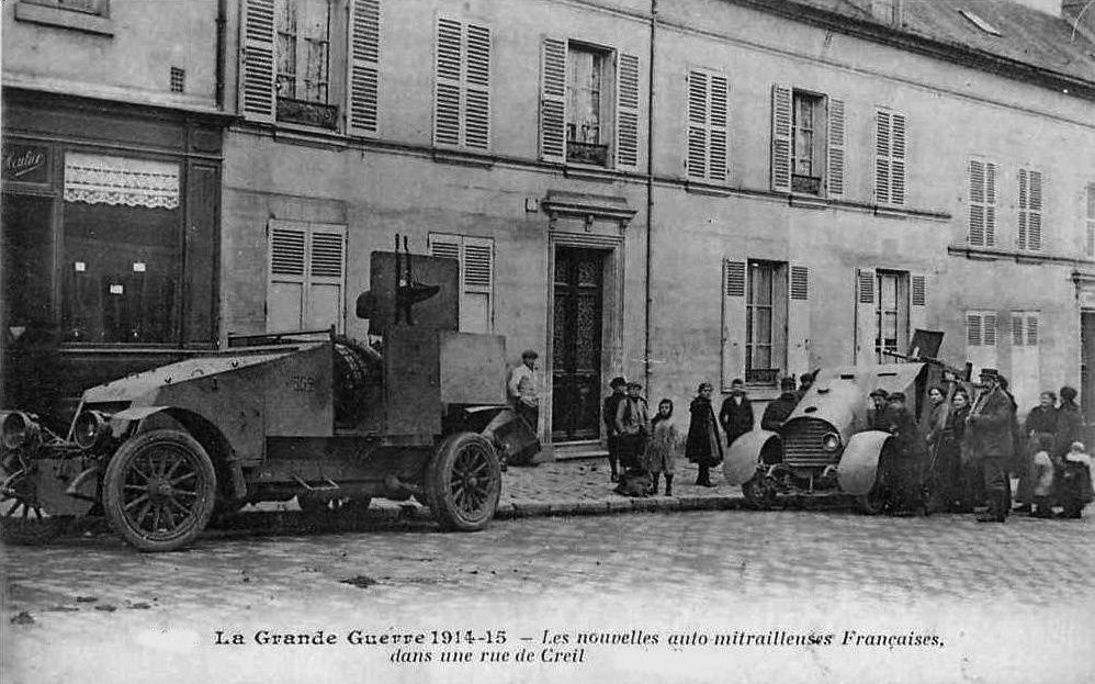 Album - la ville de Creil (Oise)