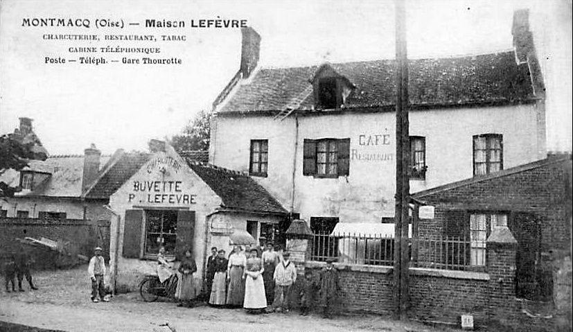 Album - le village de Montmacq (Oise)