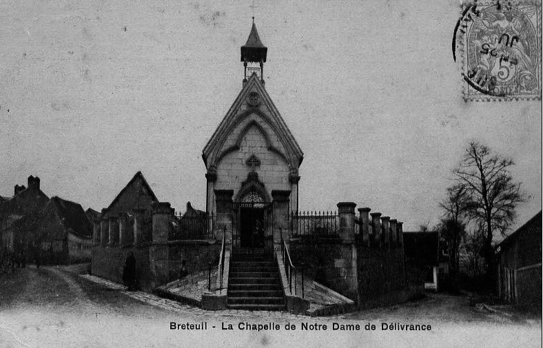 Album - la ville de Breteuil (Oise)