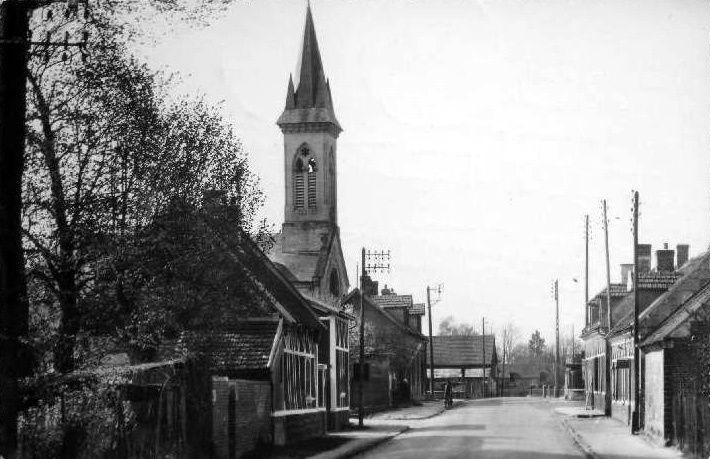Album - le village de Montmacq (Oise), les écoles, les rues