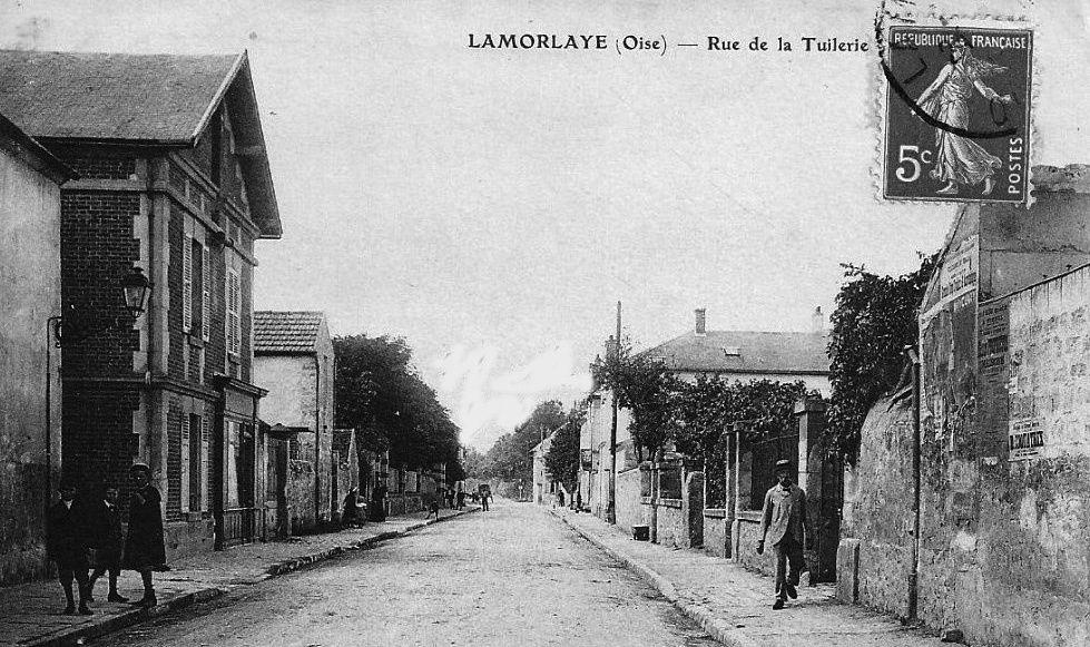 Album - La ville de Lamorlaye (Oise)