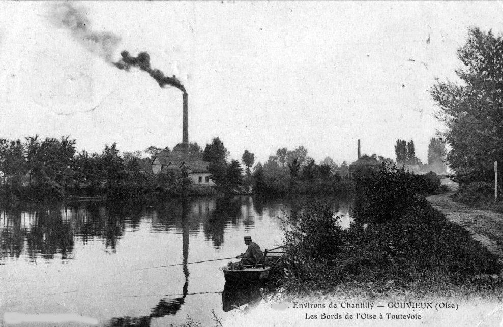 Album - la ville de Gouvieux (Oise)