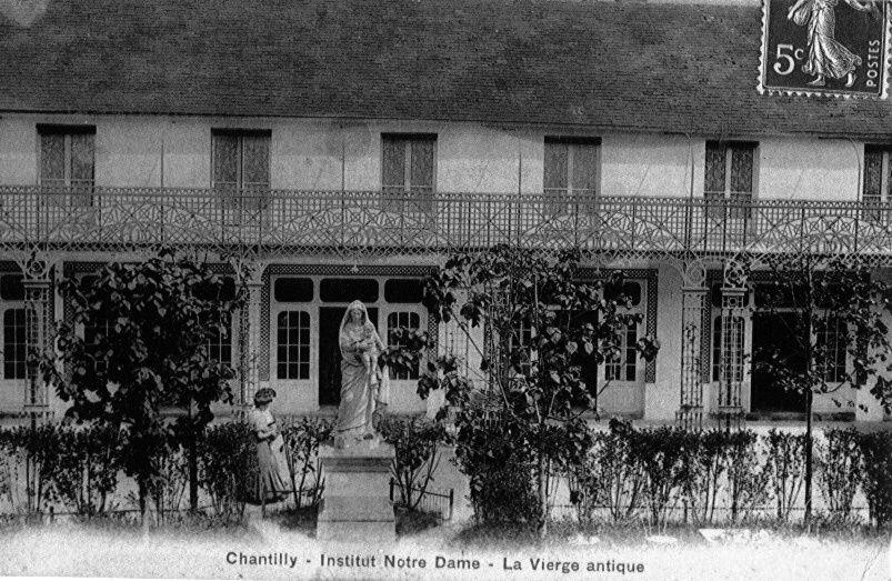 Album - la ville de Chantilly (Oise)