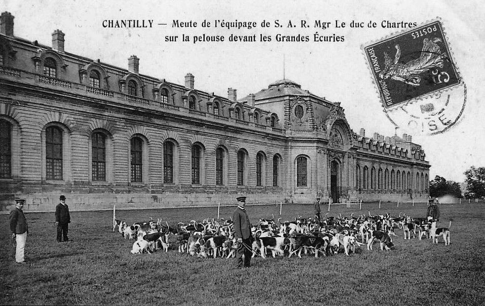 Album - la ville de Chantilly (Oise)