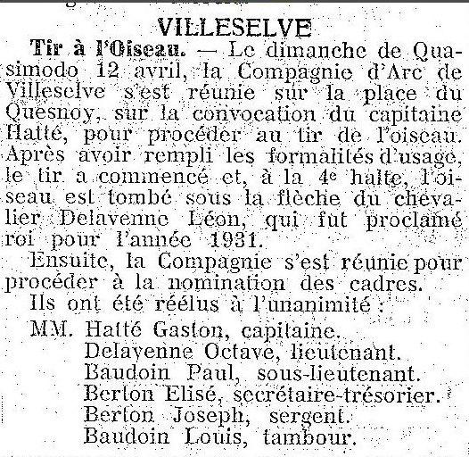 Album - le village de Villeselve (Oise)