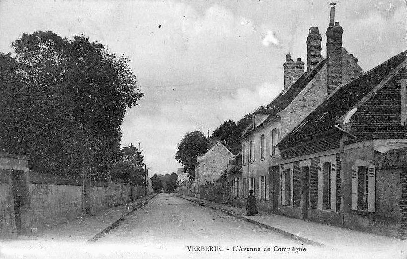 Album - le village de Vieux-Moulin (Oise) différentes photos