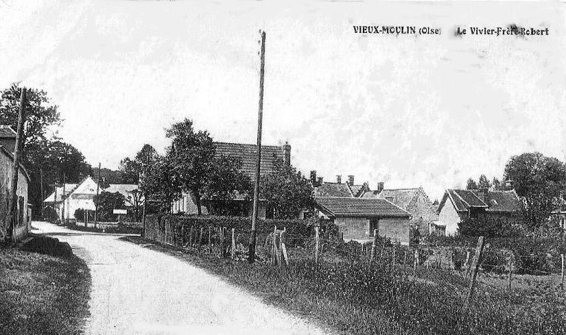 album - le village de Vignemont (Oise)