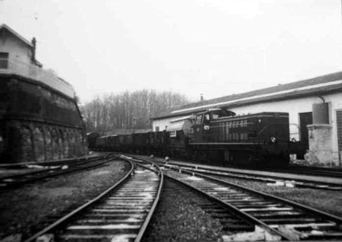 Album - le village de Saint-Gobain (Aisne), la gare