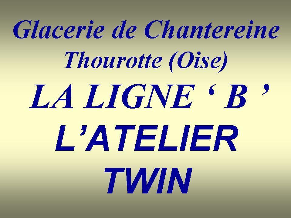 Album - Chantereine, la construction du Twin 'B' début 1954