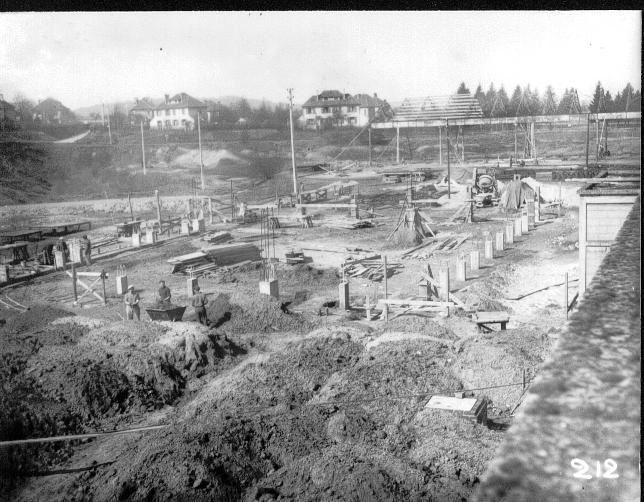 Album - Chantereine, le D.P.C (Douci-Poli-Continu), sa construction