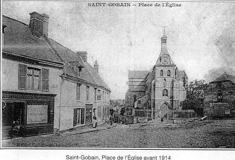 Album - la Glacerie de Saint-Gobain (Aisne ), suite